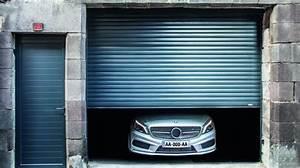 inconvenient porte de garage enroulable isolation idees With prix porte de garage enroulable