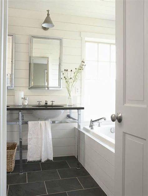 Grey Bathroom Tile Floor by 39 Grey Bathroom Floor Tiles Ideas And Pictures