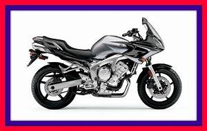 Yamaha Fz6 04 05 06 Repair Service Shop Manual Download