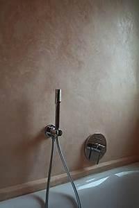 Badgestaltung Ohne Fliesen : nat rlich sch ne w nde im bad ohne fliesen ~ Michelbontemps.com Haus und Dekorationen
