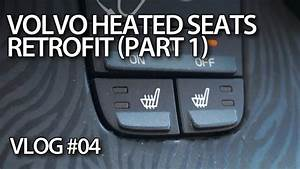 E04  Retrofitting Heated Seats In Volvo C30 S40 V50 C70