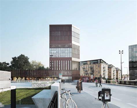 bureau change lille europe lille office building euravenir tower e architect