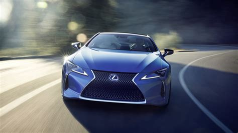 2018 Lexus Lc 500h Hybrid Sports Car... Wallpaper #18899