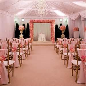 ceremony wedding wedding ceremony tent the event