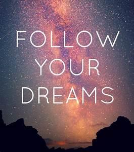 DREAM QUOTES TUMBLR image quotes at hippoquotes.com