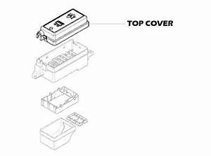 fuse box cover factory replacement eng cooper With fuse box lid