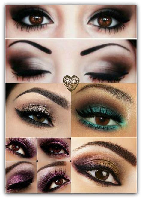Quelles couleurs de fards à paupières pour les yeux marrons ? . shōko