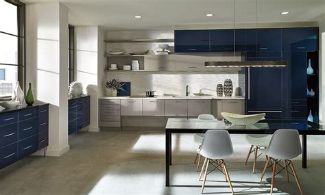 Contemporary Style : Modern European-style Kitchen Cabinets