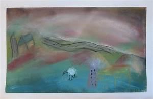 Peindre Au Pastel : dessiner des paysages avec des pastels secs artiste plasticienne intervenant en arts visuels ~ Melissatoandfro.com Idées de Décoration
