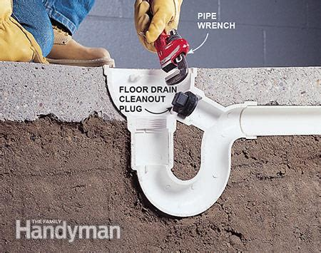 Ground Floor Cast Change by How To Unclog A Drain The Family Handyman
