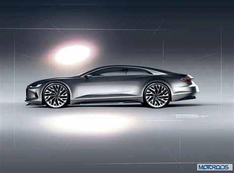 Audi Reveals Its Sexy Prologue Concept Previews New