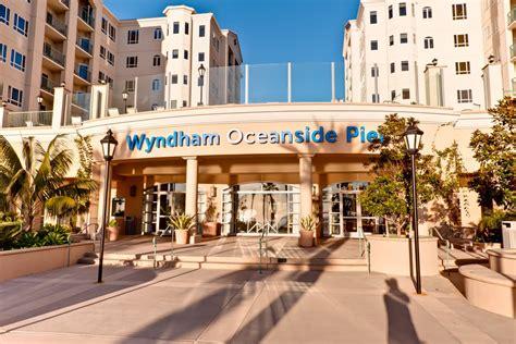 wyndham oceanside pier california resort  california