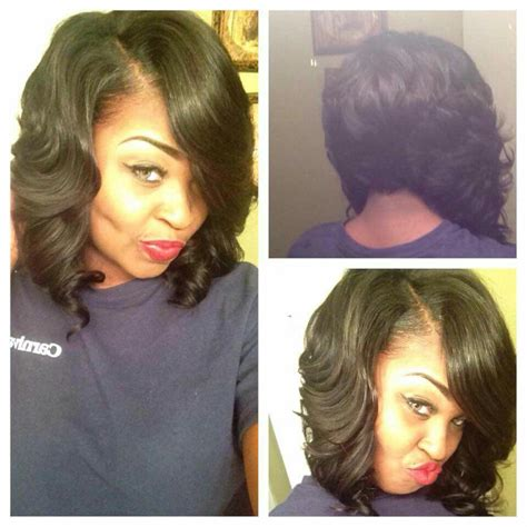 10 Inch Weave Sew In Hairstyles by 8a Hair Wave In 2019 Fabulous