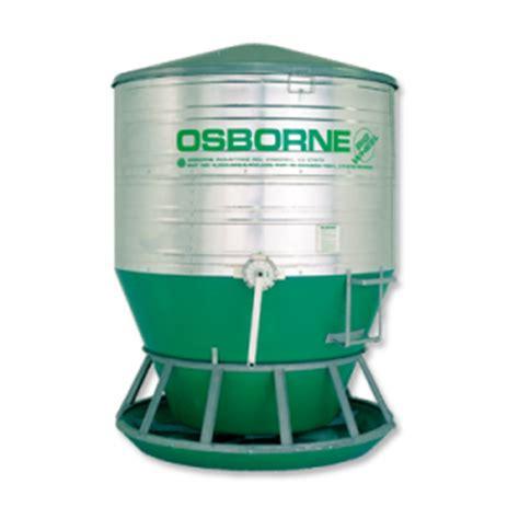 automatic hog feeders osborne livestock equipment