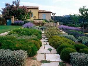 gartengestaltung ideen nach franzosischer art With französischer balkon mit mediterrane pflanzen für den garten