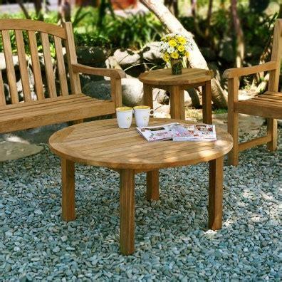 birds canterbury teak   coffee table