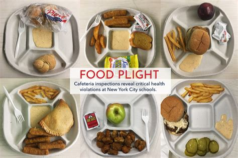 food plight cafeteria inspections reveal critical health