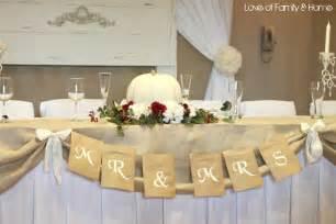 diy wedding diy wedding word banners of family home