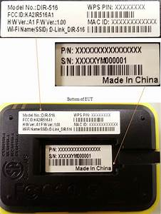 30 Pin From Router Label