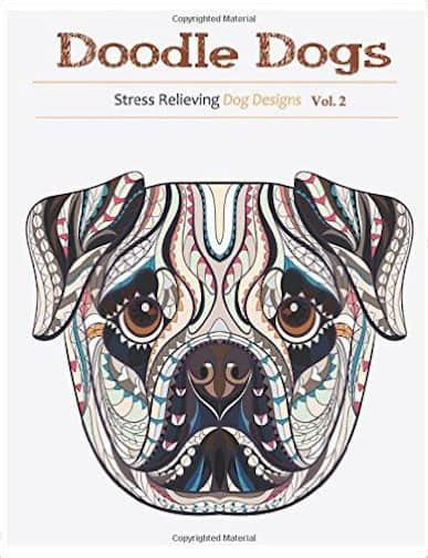 10 dog themed coloring books for adults diycandy com