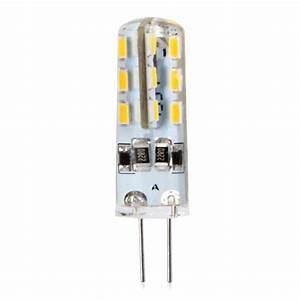 Led G4 3w : 20pcs g4 base 24 led lamp bulb smd 3014 3w dc 12v white light 360 degrees beam ~ Orissabook.com Haus und Dekorationen