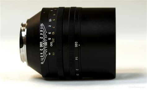 slr magic hyperprime cine mm  lens officially
