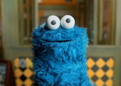 Cookie Giphy Gifs Plaza Cookies Galletas Cookiemonster