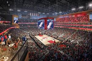A Look Behind The Curtain As Philips Arena Renovations