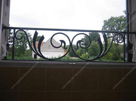 siege social mobile appuis de fenêtre en fer forgé modernes modèle afm08