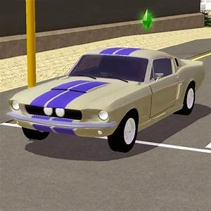 Simming In Magnificent Style  1967 Ford Mustang Cobra Gt 500