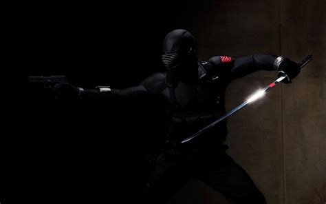 gi joe  rise  cobra  snake eyes  hd wallpaper