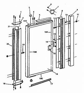 Shower Door Parts Guide