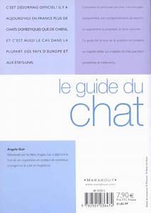 Angela Gair - Le Guide Du Chat - Faune - Livres - Renaud-bray Com