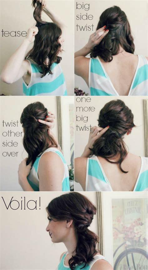 tutorials step by step hair diy hairstyle tutorials Diy