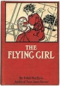 First edition of The Flying Girl by L. Frank Baum (as ...