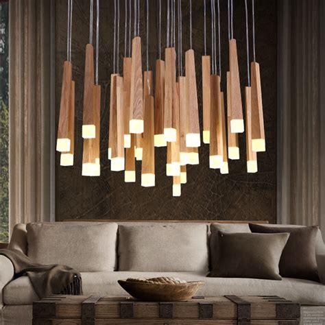 led pendant lights modern hanging suspension dining