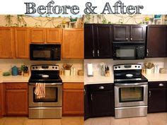 how to refresh oak kitchen cabinets how to use white gel stain ways to refresh your 8861