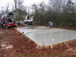 Concrete Building Slab Project 10
