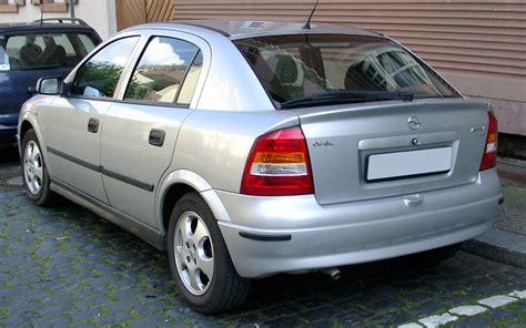 Keatts Blog Opel Astra G