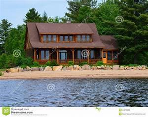 Maison En Bord De Mer : maison moderne de bord de mer photo stock image 44075598 ~ Preciouscoupons.com Idées de Décoration