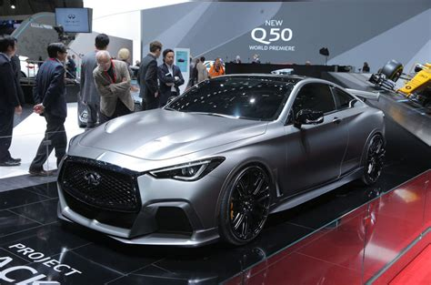 2020 Infiniti Q60 Black S by Infiniti Q60 Black S Revealed Autocar