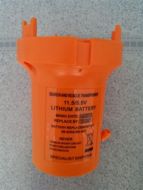 battery replacement kit  sart ssailor
