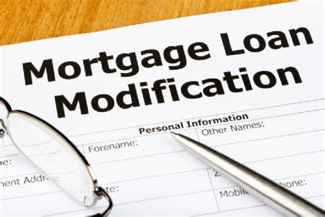 Modification Mortgage Loan by Mortgage Loan Modification Mortgage Relief Project