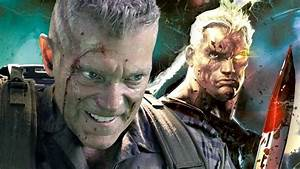 Deadpool 2 – Stephen Lang on Cable Campaign   CodeJunkies