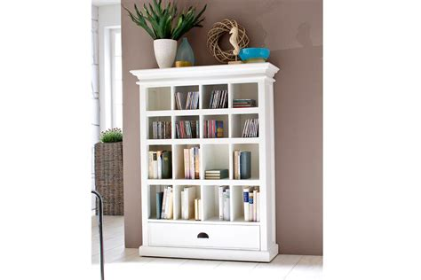 white solid wood bookcase white painted solid wood bookcase with drawer halifax