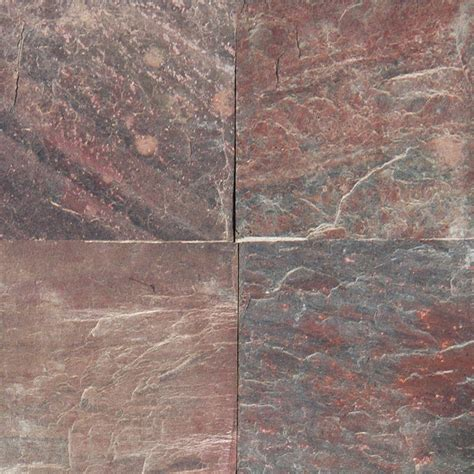 copper ceramic tile ms international copper fire 12 in x 12 in honed quartzite floor and wall tile 10 sq ft