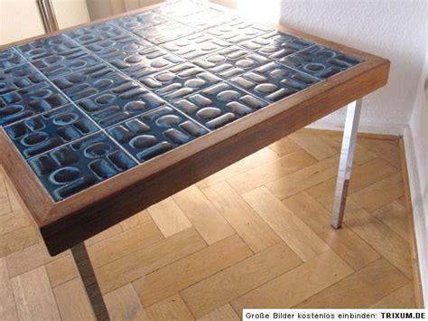 Fliesentisch Bilder by Poppiger 70er Jahre Fliesentisch Mosaiktisch 70s Table