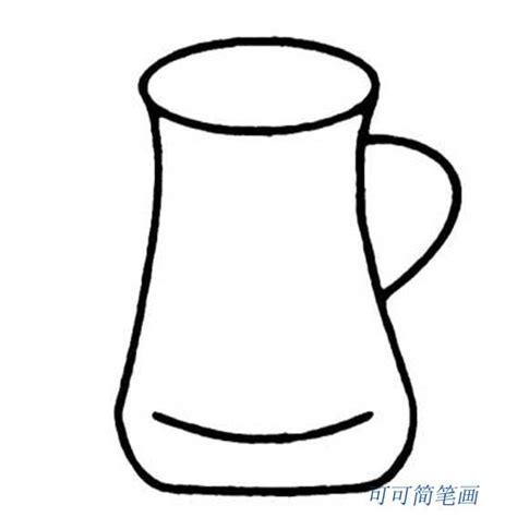 水杯的简笔画_水杯的简笔画分享展示
