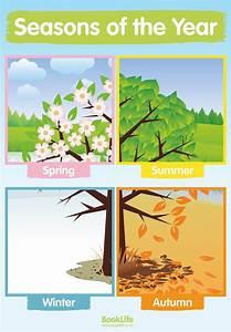 Seasons  Ks1   U2013 Booklife