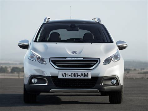 Peugeot Hybrid Air by Peugeot 2008 Hybrid Air Technical Details History Photos